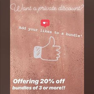 Other - Give Yourself A Discount!